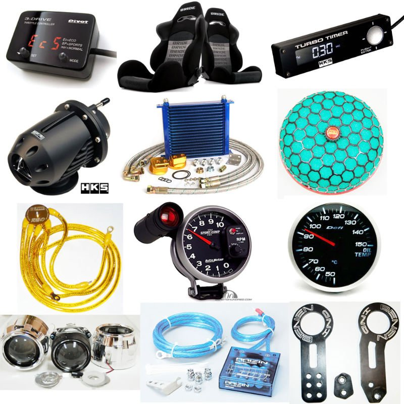 A Few Must-Have Car Accessories That Are Never Standard
