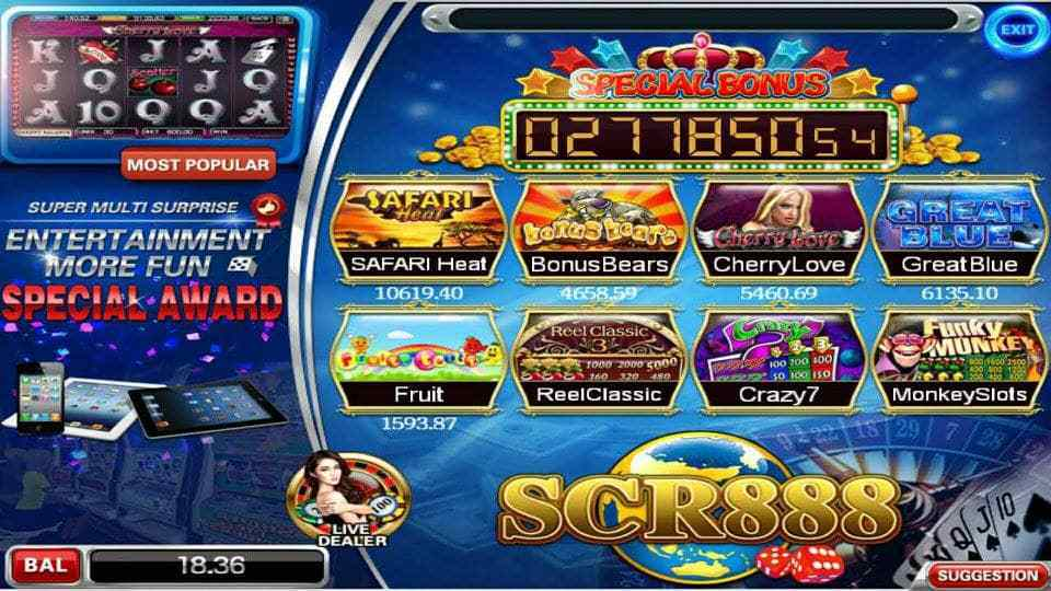 Honest Perspectives of the Scr888 Casino
